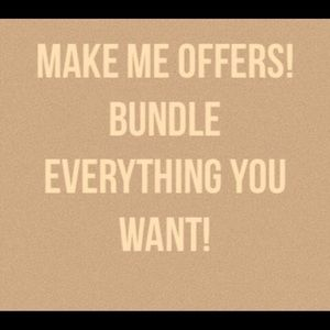 I love discounting bundles! I got 800 listed items